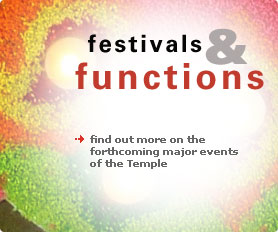 Festivals & Functions